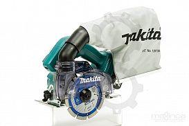 Slika izdelka: Akumulatorski diamantni rezalnik z odsesovanjem MAKITA DCC500Z