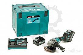 Slika izdelka: Akumulatorski kotni brusilnik 40V XGT MAKITA GA008GM201