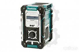 Slika izdelka: Akumulatorski prenosni Bluetooth in DAB+ radio MAKITA DMR112