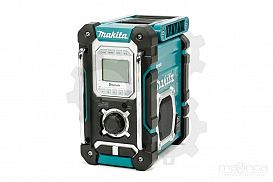 Slika izdelka: Akumulatorski prenosni Bluetooth radio MAKITA DMR108