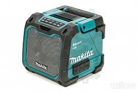 Slika izdelka: Akumulatorski prenosni Bluetooth zvočnik MAKITA DMR201