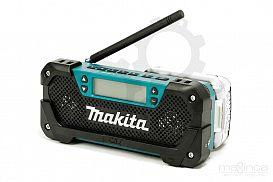Slika izdelka: Akumulatorski prenosni radio MAKITA DEAMR052