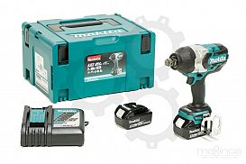 Slika izdelka: Akumulatorski udarni vijačnik MAKITA DTW1001RTJ