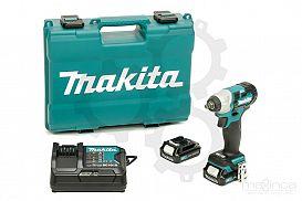 Slika izdelka: Akumulatorski udarni vijačnik MAKITA TW160DSAE