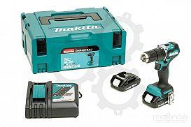 Slika izdelka: Akumulatorski vibracijski vrtalnik vijačnik MAKITA DHP487RAJ