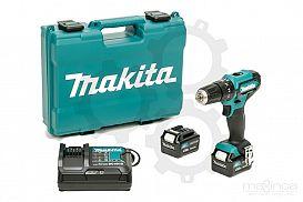 Slika izdelka: Akumulatorski vibracijski vrtalnik vijačnik MAKITA HP333DSME