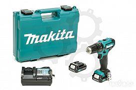 Slika izdelka: Akumulatorski vibracijski vrtalnik vijačnik MAKITA HP333DWAE