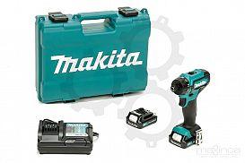 Slika izdelka: Akumulatorski vrtalnik vijačnik MAKITA DF033DWAE