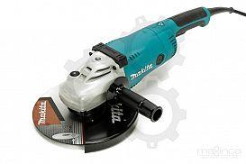 Slika izdelka: Kotni brusilnik fleksarca MAKITA GA9020RF 230 mm
