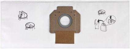 Slika izdelka: Papirnata filter vrečka (5 kom)