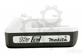 Slika izdelka: Li-ion akumulator MAKITA G serija - (18 V, 1,5 Ah)