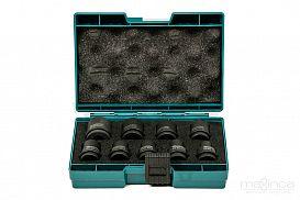 Slika izdelka: 9-delni set natičnih ključev MAKITA