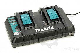 Slika izdelka: Hitri polnilnik za dva akumulatorja DC18RD
