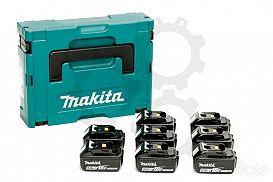 Slika izdelka: Li-ion akumulator MAKITA (14,4 V, 1,5 Ah)