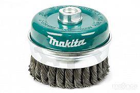 Slika izdelka: Lončasta žična krtača 100 mm - 26 ščetk