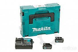 Slika izdelka: Set akumulatorjev MAKITA (2 x 10,8V - 2,0Ah)